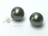 Black Pearl Earrings & Studs