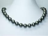 Gun-metal Grey Pearls