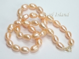 Carat Gold & Gold Filled Pearl Necklace Bracelet Earrings