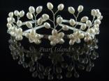 Prestige Freshwater Pearl Wedding Tiara