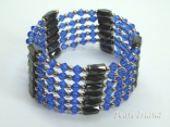 Blue Magnet Necklace/Bracelet