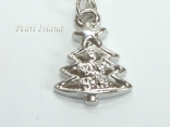 Clip on Charms - Christmas Tree Charm